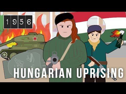 Hungarian Uprising, Budapest (1956)