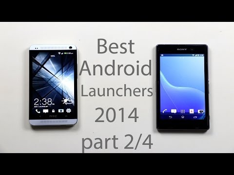 Top 20 Best Android Launchers 2014 - Part 2/4