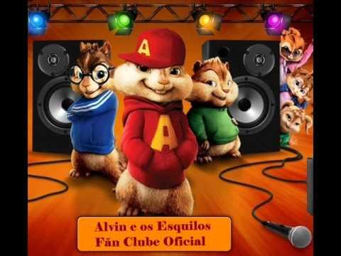 Alvin e os Esquilos - Dança Kuduro - Don Omar ft Lucenzo