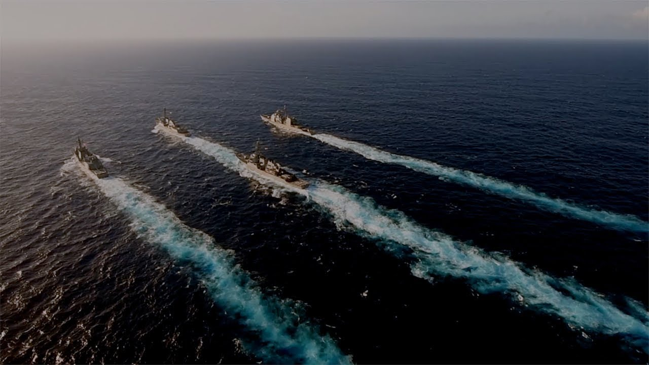 A triple threat - Raytheon's suite of advanced naval systems