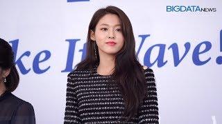 [BIG영상][4K] AOA(에이오에이) 설현 '2018 소리바다 베스트 케이뮤직 어워즈' 블…