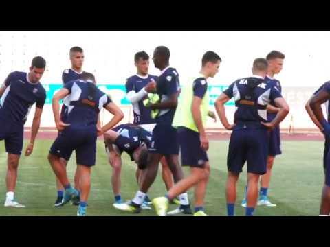 HNTV reportaža: Pripreme HNK Hajduk