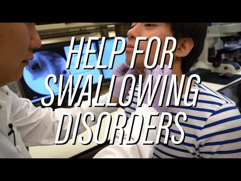 Wearable Device to Assist Swallowing Disorders