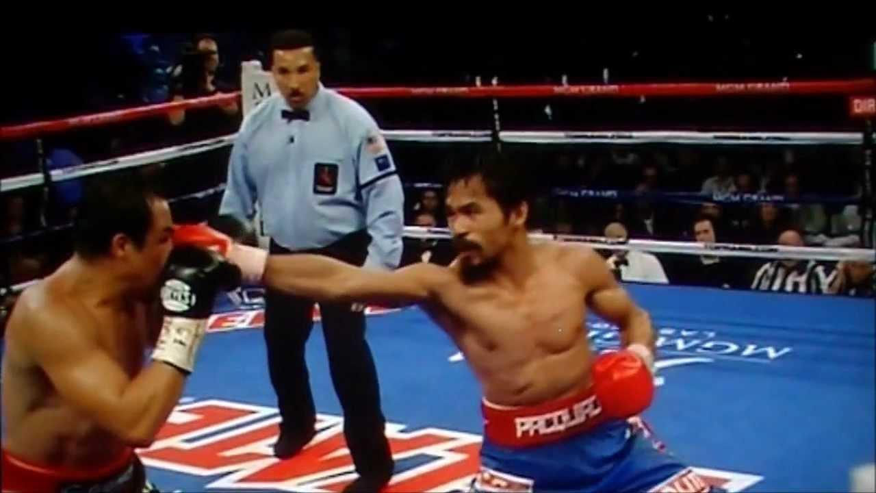Boxeo ko pacquiao vs marquez 4 combat youtube