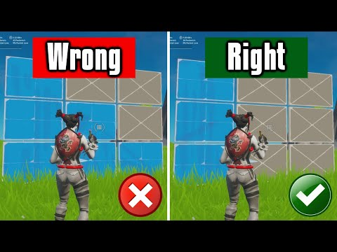 Biggest Editing Mistakes You Can't Stop Making! - Fortnite Battle Royale