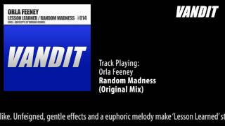 Orla Feeney - Random Madness (Original Mix)