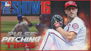 MLB The Show 16 Tips: Pulse Pitching Tips and Analysis
