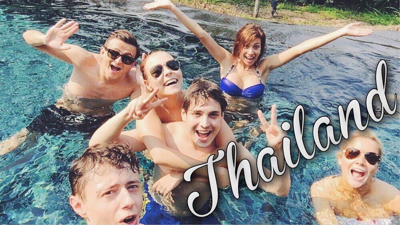 AB GEHTS NACH THAILAND mit DagiBee & Shirin David !   LIONTTV - YouTube