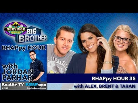 RHAPpy Hour 35 - Building the Perfect Big Brother Player