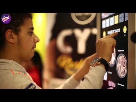 CYT Kiosk race at Mc Donald's Lagoona Mall - Doha, Qatar