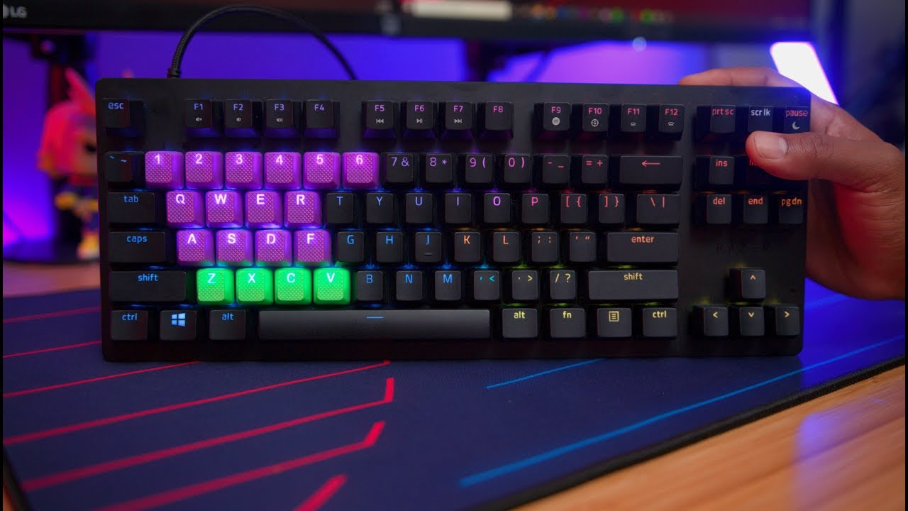 Razer Huntsman Tournament Edition Review! The Customizable Razer Keyboard We Asked For..