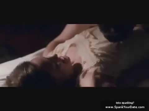 The killer Inside Me - spanking in the bedroom