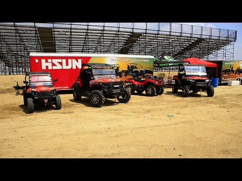 Hisun 2015 Line Up With Dirt Wheels Magazine