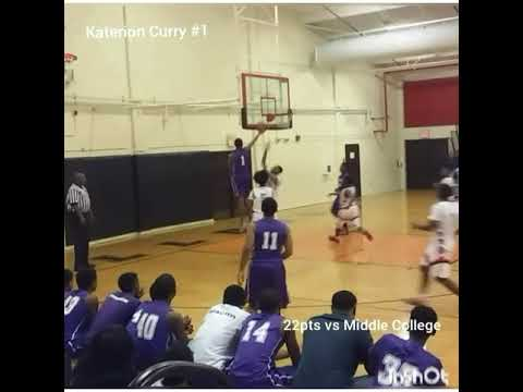 Katerion Curry 6'6 2018 Guard/Foward, Memphis, TN