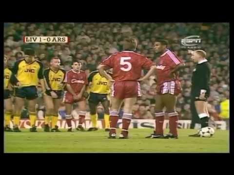 Liverpool 2-1 Arsenal 1989-1990