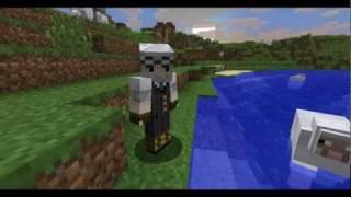 Месть Херобрина - 8 серия - Продолжение Minecraft сериала!(Minecraft - 2 сезон. Опасность всё ближе, а времени меньше! Приключение Учёного Томаса продолжаются в ещё более..., 2012-02-13T08:43:26.000Z)