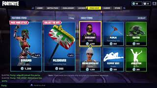 Lucha SKINS! Fortnite ITEM SHOP July 20th