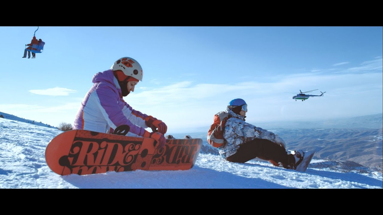 Download Uzbekistan! One of the most affordable ski resorts in the world?