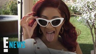Cardi B Gives Celebrities Their Stripper Names   E! News