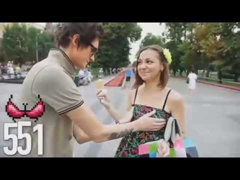 Розыгрыши на улице - Видео приколы