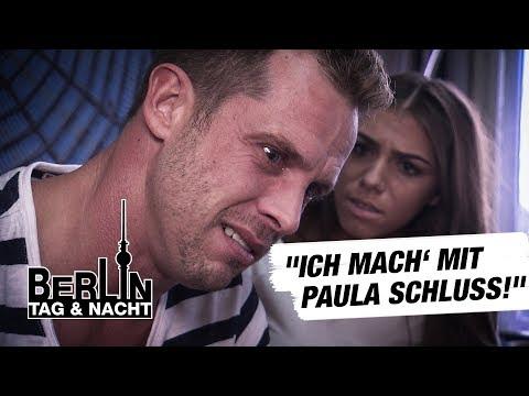 Berlin - Tag & Nacht - Basti will mit Paula Schluss machen! #1542 - RTL II
