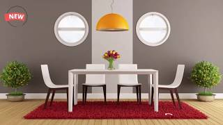 50 cool Ideas for Modern Dining Rooms Dream Home