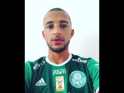 Vitor Hugo pede desculpas pelo lance com Pablo do Corinthians. 23/02/2017