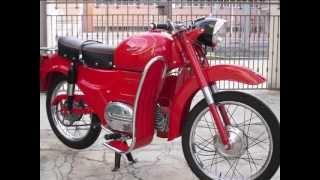 Restauro Moto Guzzi Zigolo 110cc 1964