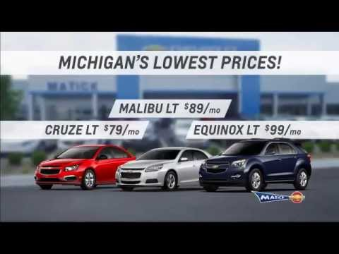 matick chevrolet july savings 2015 cruze lt malibu lt and. Cars Review. Best American Auto & Cars Review