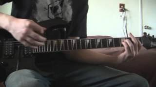 Failure by Breaking Benjamin Guitar Cover with Tabs