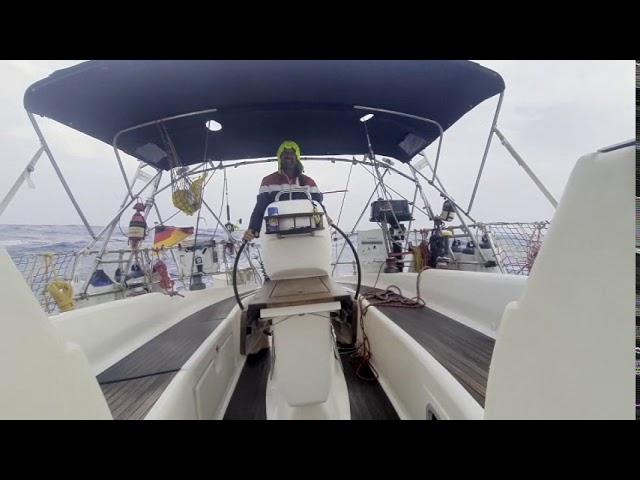 Atlantiküberquerung 2020  Sailing vom Karibischen Meer zu den Bermudas