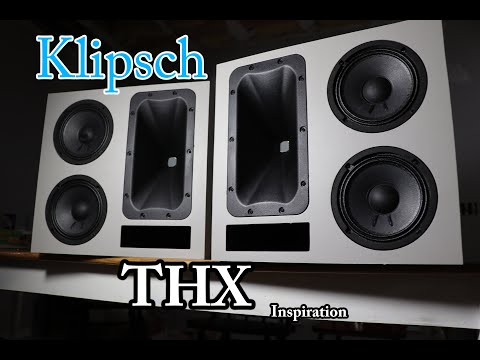 How To Build $3,500 Speakers For $400 - Klipsch KL-650 Copy - Free Build Plans