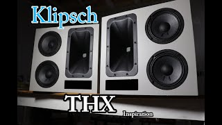 How to Build $3,500 speąkers for $400 - Klipsch KL-650 inspired by