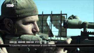 IndovisionTV Highlight : HBO - American Sniper