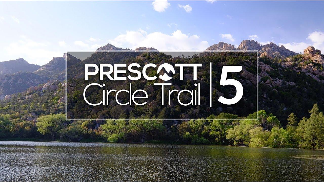 Prescott Circle Trail Map | GPX Data | High-Altitude
