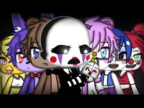 """The Puppet Song"" (Fnaf) part 5 {GLMV}"