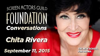 Conversations with Chita Rivera