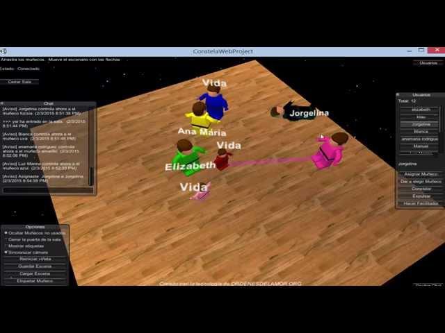 Plataforma de Constelaciones Familiares Online