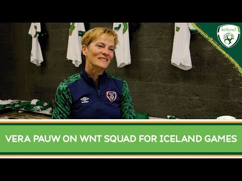 INTERVIEW | Vera Pauw on WNT squad for Iceland games