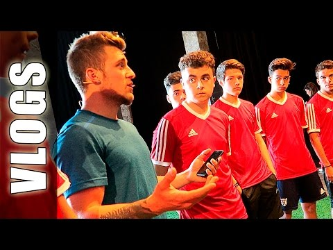 Clases de Fútbol en Madrid con Football Tricks Online - GuidoFTO Vlogs