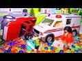 Мультфильмы с игрушками – Тест-драйв. Развивающие мультики для детей 2019