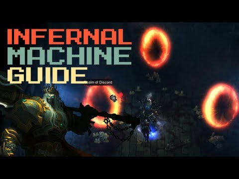 how to get infernal machine