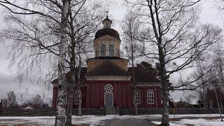 Själavårdshelg i Larsmo kyrka 21.11.2020 / Larsmo  När-TV