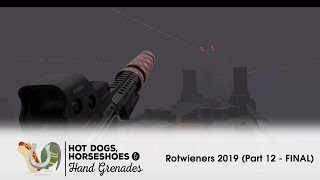 Hot Dogs, Horseshoes, & Hand Grenades (HTC Vive): Rotwieners 2019 (Part 12 - FINAL)
