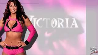 "WWE:Victoria 4th Theme Song ""All The Things She Said"" (WWE Edit/w Intro)"