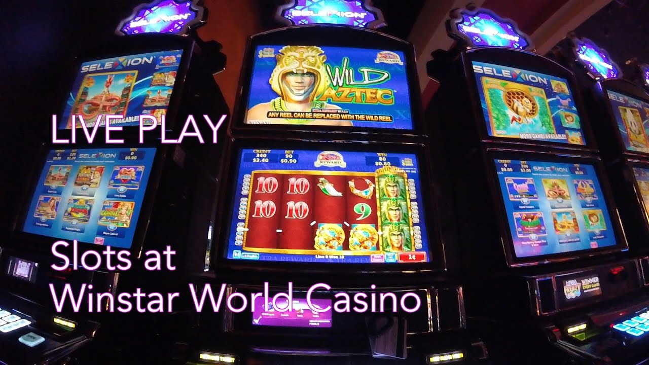 Winstar World Casino Slots