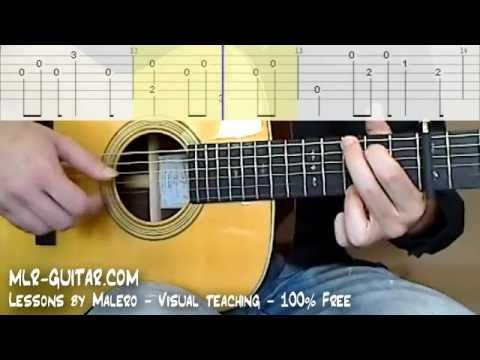 Tab Hotel California Mlr Guitar Lessons Youtube