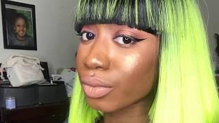 OMG NEON GREEN BOB! Zury Sis Gaga Mp3