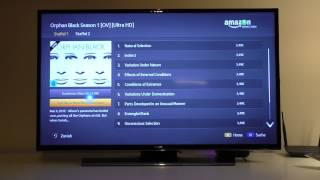 Video Amazon Prime Video 4K / Ultra HD Streaming in Deutschland (Samsung 40HU6900) download MP3, 3GP, MP4, WEBM, AVI, FLV Mei 2018