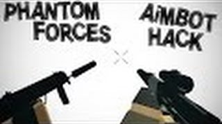 COMO DESCARGAR Y USAR EL AIMBOT DE ROBLOX PHANTOM FORCES (PATCHED)